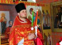 В Свято-Воскресенском соборе была отслужена Великая Пасхальная вечерня