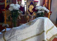 Праздник Вознесения встретили в Свято-Воскресенском соборе